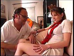 Nice anal fuck Incredible ass lick